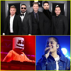 Backstreet Boys, Ella Mai & Marshmello to Perform at iHeartRadio Music Awards 2019!