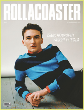 Isaac Hempstead Wright Spills on Growing Up on 'Game of Thrones'