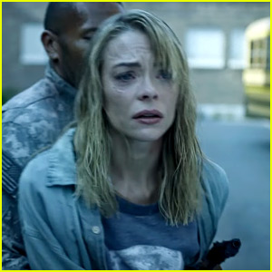 Jaime King's New Zombie Apocalypse Series 'Black Summer' Gets First Trailer!