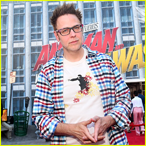 James Gunn Reacts to Being Rehired by Disney for 'Guardians of the Galaxy 3'