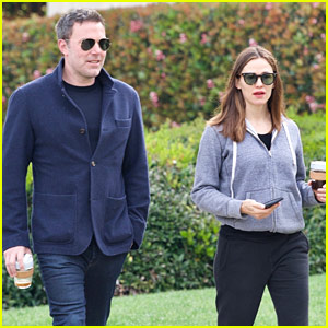 Jennifer Garner & Ben Affleck Step Out Together in New Pictures