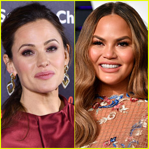 Jennifer Garner Jokingly Warns Chrissy Teigen: Don't Steal My Nanny!