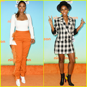 Jennifer Hudson & Janelle Monae Step Out in Style for Kids' Choice Awards 2019!