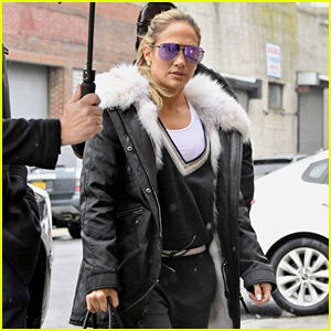 Jennifer Lopez Announces a New Song with French Montana!