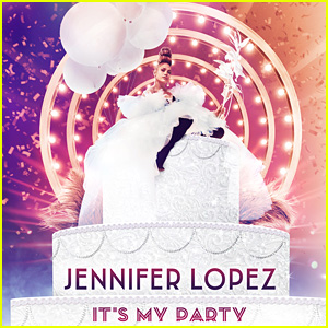 Jennifer Lopez Drops 'It's My Party' Tour Artwork & New Details!