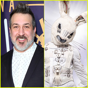 Joey Fatone Gets Massive 'Masked Singer' Rabbit Tattoo