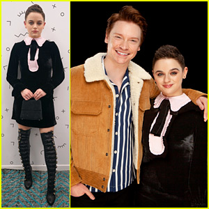 Joey King Says She Could Not Have Done 'The Act' Without Calum Worthy