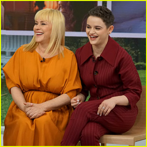 Joey King & Patricia Arquette's Amazing Chemistry Is Evident in 'Today Show' Interview