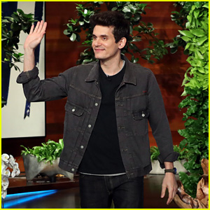 John Mayer Opens Up About His 'Vanity Fair Oscars Party' in His Living Room - Watch!
