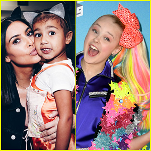 Kim Kardashian & JoJo Siwa Are Collaborating on a Fun Project!