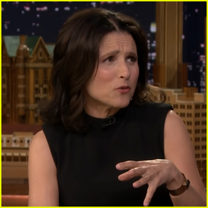 Julia Louis-Dreyfus Can't Stop Swearing After 'Veep' - Watch!