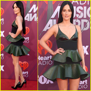 Kacey Musgraves Shows Her Style at iHeartRadio Music Awards 2019