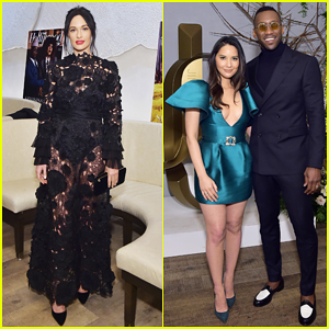 Kacey Musgraves, Olivia Munn & Mahershala Ali Celebrate Their Powerful Stylists with 'THR'!
