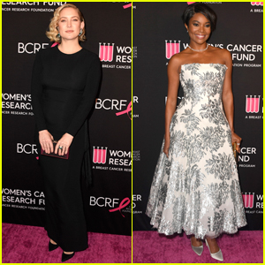 Kate Hudson & Gabrielle Union are Honored at Unforgettable Evening Benefit Gala