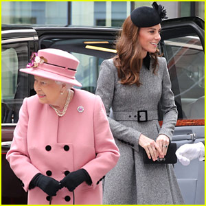 Kate Middleton's Outing with Queen Elizabeth Is Very Significant!