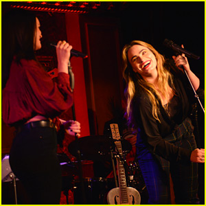 Broadway Stars Kathryn Gallagher & Jennifer Damiano Perform Cabaret Show Dedicated to Powerful Women