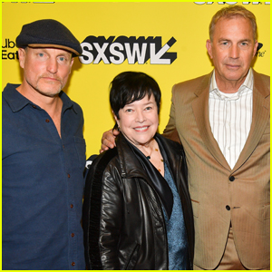 Kathy Bates Join Woody Harrelson & Kevin Costner at 'The Highwaymen' Premiere at SXSW