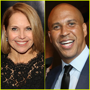 Katie Couric Reveals She Went on a Date with Cory Booker