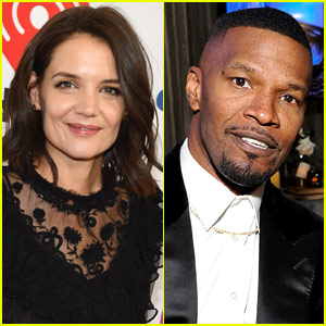 Jamie Foxx & Katie Holmes Photographed Together After He Says He's 'Single'