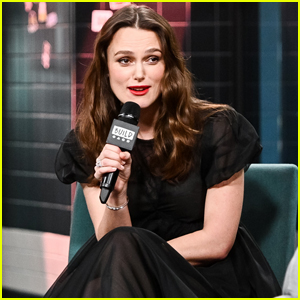 Keira Knightley Promotes New Movie 'The Aftermath' in NYC