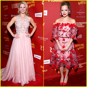 Kelli O'Hara, Stephanie Styles, & More Glam Up for 'Kiss Me Kate' Opening Night!