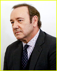 Kevin Spacey Spotted Back in Los Angeles
