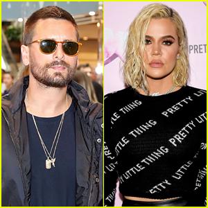 Scott Disick Calls Khloe Kardashian His Woman Crush Wednesday!