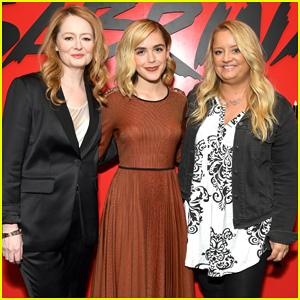 Kiernan Shipka Debuts 'Chilling Adventures of Sabrina' Part 2 Trailer - Watch Here!