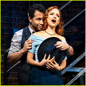 See Stephanie Styles, Corbin Bleu, & More in Broadway's 'Kiss Me Kate' - First Photos Revealed!