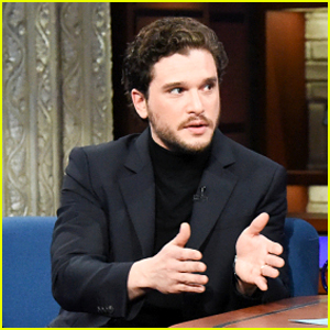 Kit Harington Talks 'Game of Thrones' on 'Colbert' After Final Season Trailer Debuts