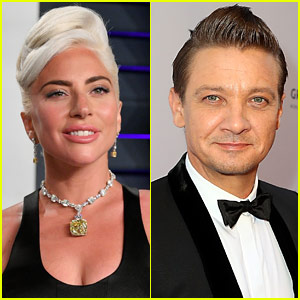 Lady Gaga & Jeremy Renner Are 'Spending Time Together'