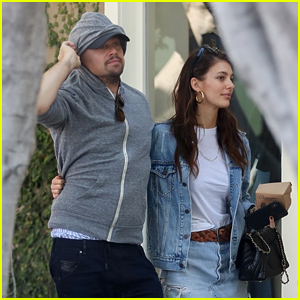 Leonardo DiCaprio & Girlfriend Camila Morrone Are Clearly Still Going Strong in These Photos!