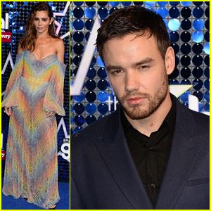 Exes Liam Payne & Cheryl Cole Reunite at Global Awards 2019