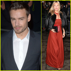 Liam Payne Joins Kate Moss at Portrait Gala in London