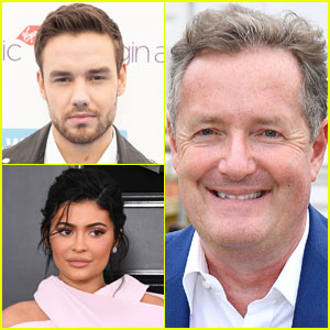 Liam Payne Gets Into Twitter Feud with Piers Morgan After Defending Kylie Jenner
