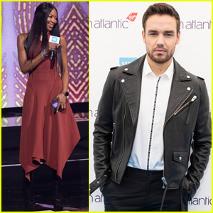 Liam Payne & Naomi Campbell Step Out For WE Day UK!