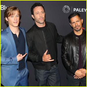 Lucas Till, Alex O'Loughlin, & Jay Hernandez Promote Their Shows at PaleyFest 2019!