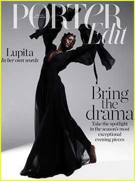 Lupita Nyong'o Opens Up About Feeling Protected by Big Hollywood Stars