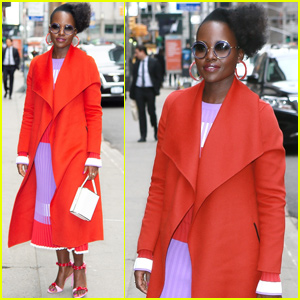 Lupita Nyong'o Opens Up About the Pressure of Starring in 'Us'