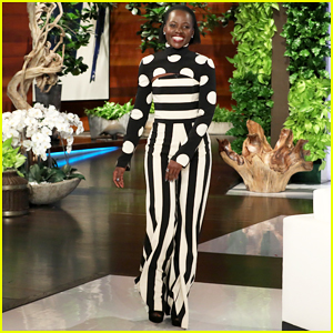 Lupita Nyong'o Tells 'Ellen' She Went to Very 'Dark Places' for 'Us' Characters - Watch Here!