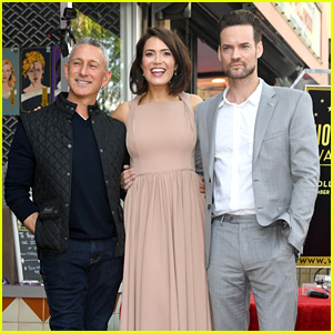 Mandy Moore Has An A Walk To Remember Reunion At Hollywood Walk Of