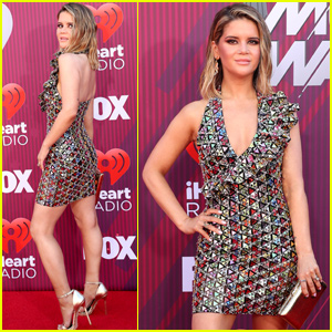 Maren Morris Shimmers at the