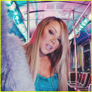 Mariah Carey Takes a Subway Ride in 'A No No' Music Video - Watch!