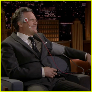 Jimmy Fallon Grills Mark Ruffalo About 'Avengers: Endgame' With a Lie Detector Test - Watch!