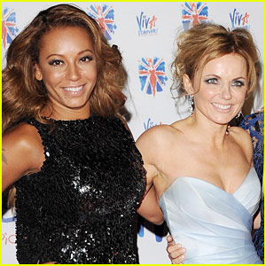 Mel B Texted Geri Halliwell After Revealing They Hooked Up - Here's What She Said
