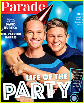 Neil Patrick Harris & David Burtka Open Up About Life at Home