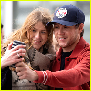 Niall Horan is All Smiles While Talking Sports on Radio Show