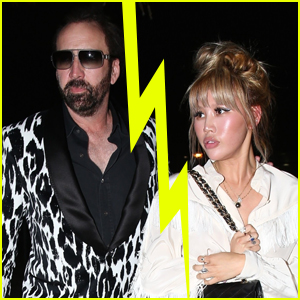 Nicolas Cage Files for Annulment from Erika Koike Four Days After Tying the Knot