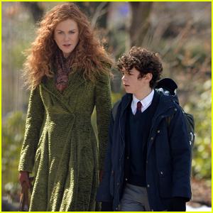 Nicole Kidman & Noah Jupe Continue Work on 'The Undoing'
