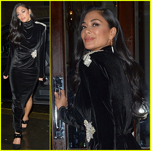 Nicole Scherzinger Makes Sexy Fish Restaurant Even Sexier